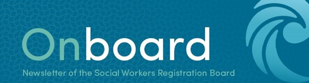 Onboard newsletter – November Social Workers Registration Board