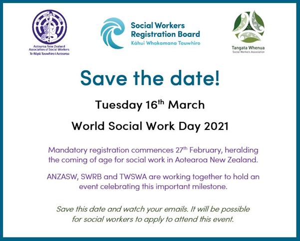 Onboard newsletter – February 2021 Social Workers Registration Board