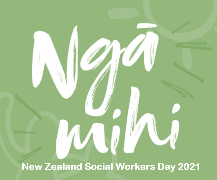 NZ Social Workers' Day 2021 Social Workers Registration Board